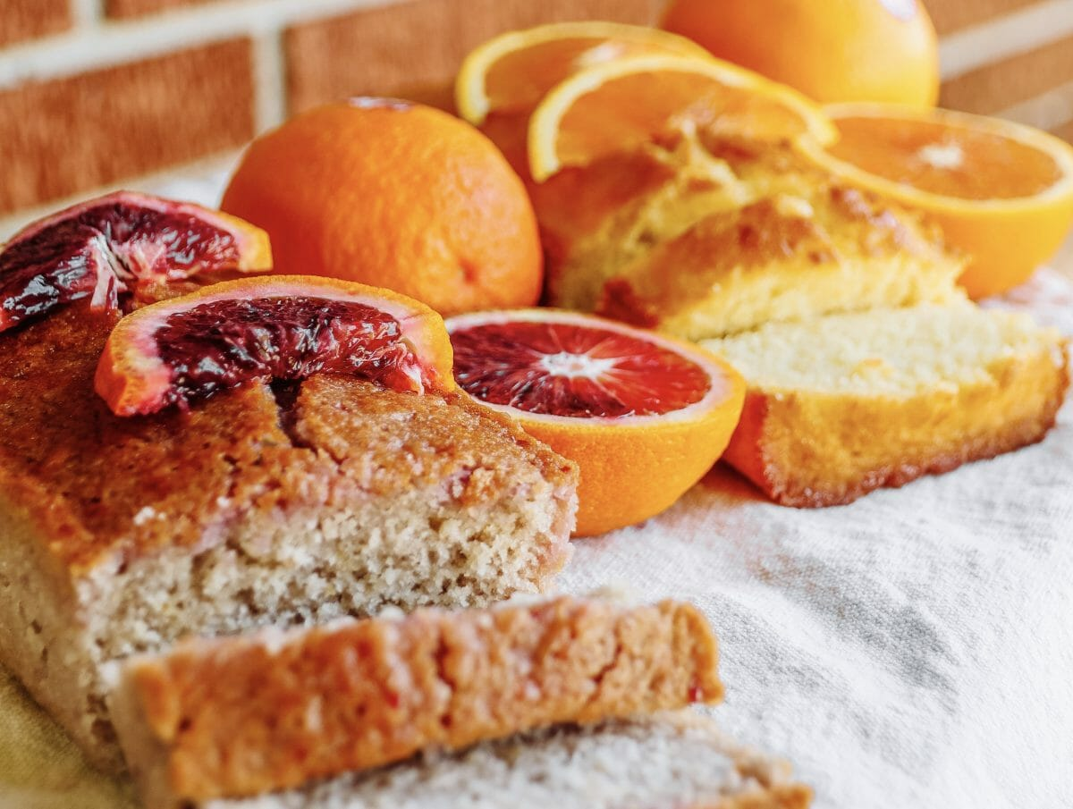 Bread Made With Sunkist Fresh Orange Juice - Cara Cara + Blood Oranges by JC Phelps of JCP Eats, A Kentucky-Based Food and Lifestyle Blog