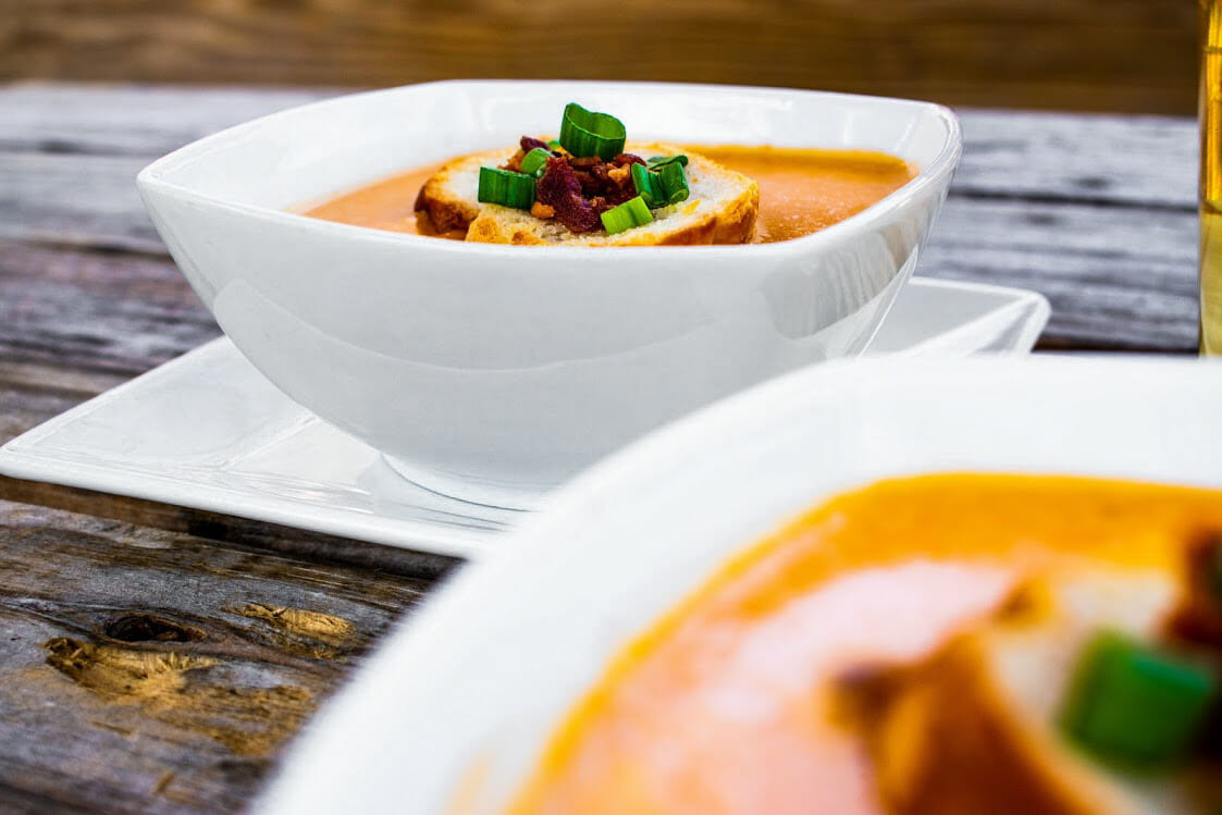 Decadent Kentucky Derby Recipes: Hall's Beer Cheese Soup