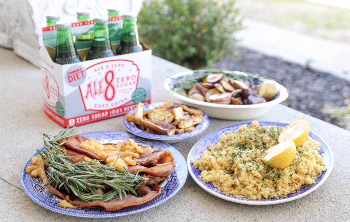 The Perfect Easter 2021 Menu With Ale-8-One