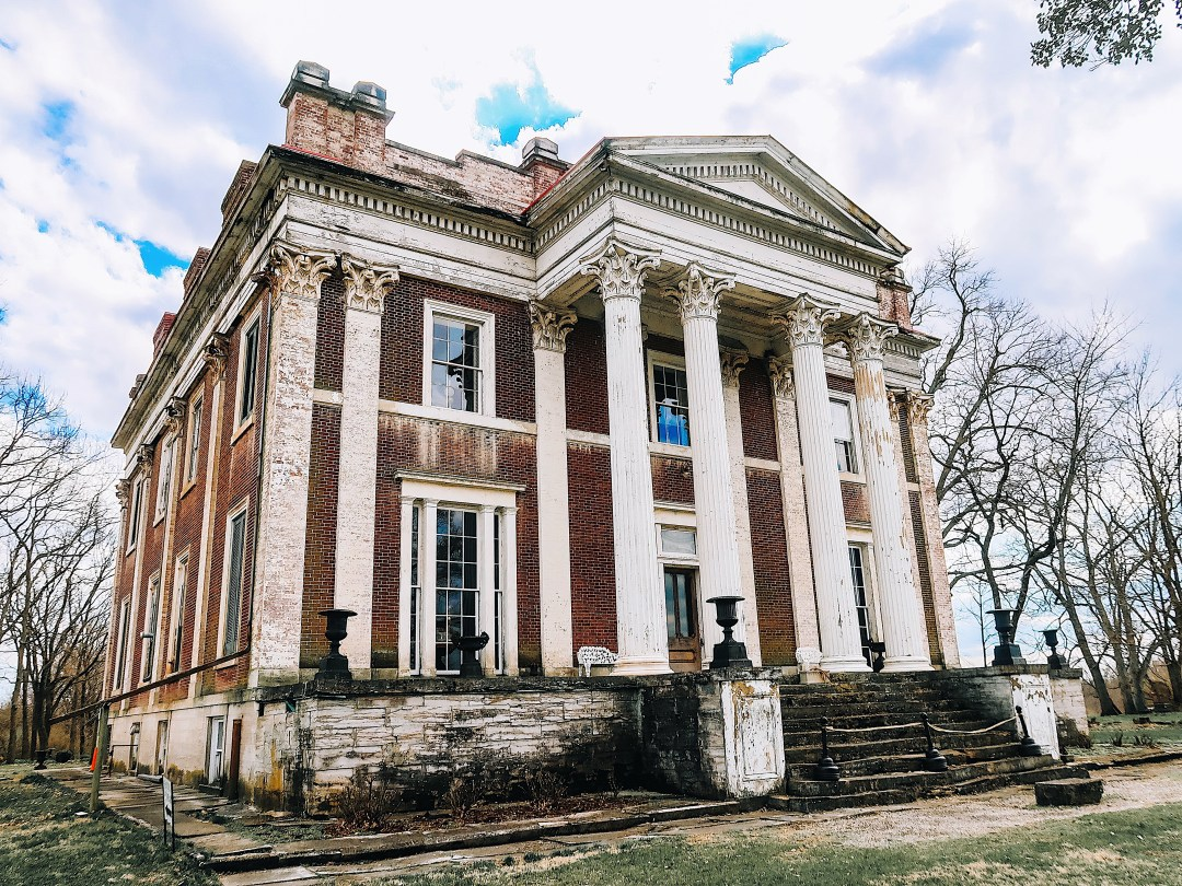 Georgetown Kentucky Guide: How To Spend The Perfect Day, Ward Hall