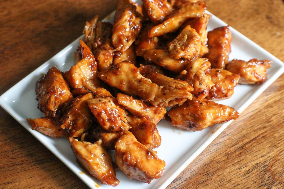 Homemade Teriyaki Chicken