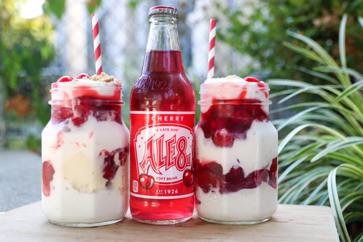 Cherrylicious Ale-8-One Float